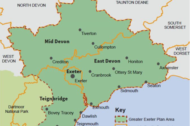 Greater Exeter Strategic Plan image