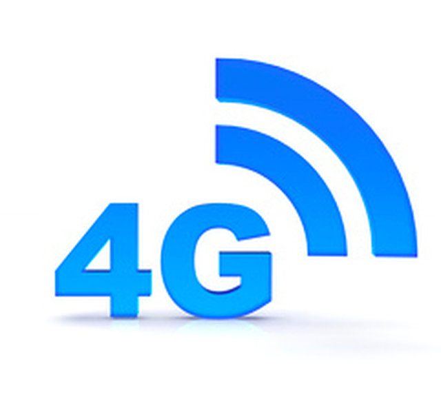 Improving your speed with 4G image